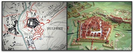Le Lion de Belfort ; le rugissement de Bartoldi entre Vosges et Jura 2
