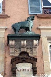 Le Lion de Belfort ; le rugissement de Bartoldi entre Vosges et Jura 11